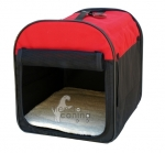Transport�n Nylon Petcarrier para perros