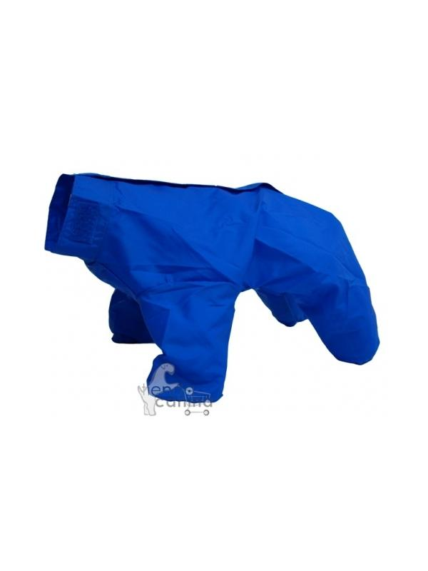 Impermeable completo para perros Canazei - Azul